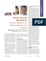 IEEE- small group multicast