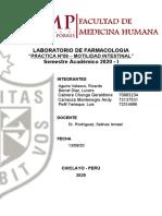 21 A - PRACTICA Nº9 - MOTILIDAD INTESTINAL