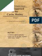 CAVITE-MUTINY