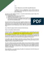 Rodolfo Bernardo v. Atty. Ismael F. Mejia a.C. No. 2984 August 31 2007 (DIGEST)