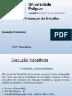 DPT - 08 - Execução Trabalhista