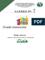 GUIA 4  DE APRENDIZAJE DIMENSION COMUNICATIVA -FONEMA L Y N- ANA ROSA 2020 Guia 1
