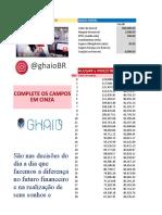 Ghaio Consorcio Financiamento
