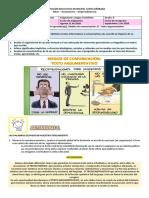 8. 9-1 y 9-2  LENGUAJE GUIA No.3 II PER  Patricia Romo 31 de agosto 2020 (1)