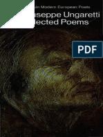 Giuseppe Ungaretti - Modern European Poets.pdf