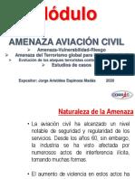 AMENAZA A LA AVIACIÓN CIVIL INTERNACIONAL (1)
