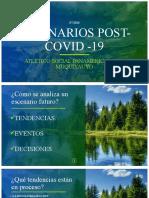 ESCENARIOS POST-COVID -19