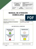 M-GH-M-010 Manual Atención Domiciliaria(1)