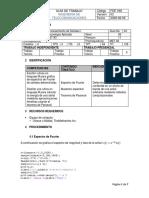 Sesión 16 - software transformada Fourier