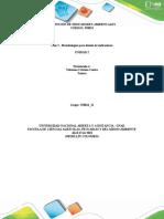 TC fase2  DEFINICIÓN DE INDICADORES AMBIENTALES unad