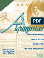 Alquimistas, Documentos Para Otra Historia de Las Mujeres