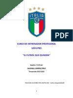 El futbol que quisiera - Tesis de Andrea Pirlo para la UEFA PRO License.pdf