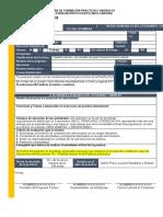 PL - Plan de Formación Pasantía Laboral