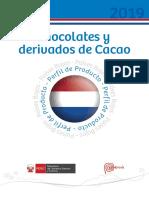 MInisterio de comercio exterior y turismo 2019 Chocolates y Derivados de Cacao