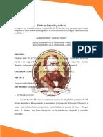 Plantilla para Elaboración de Artículo Científico