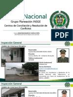 CENTROS DE CONCILIACION INSGE