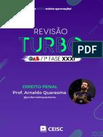 RT31 - Direito Penal - Prof. Arnaldo Quaresma
