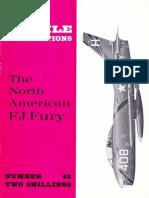 Profile Publications No 42 North American FJ Fury