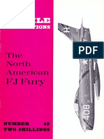 Profile Publications No 42 North American FJ Fury
