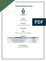 Ejercicios de restricción presupuestaria