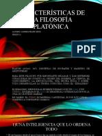 CARACTERÍSTICAS DE LA FILOSOFÍA PLATÓNICA.pptx