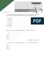 3061-MA24 - Ecuación de la Recta - 2018 (7%)