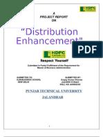 HDFC FINAL report
