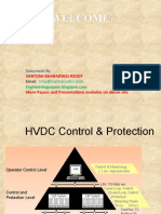 HVDC Control & Protection