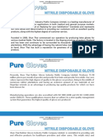 Pure Gloves - Certifications - Opulent
