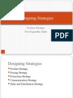 5) Designing Marketing Strategies