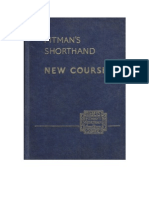 Pitman's Shorthand