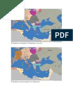 Χάρτες 1261-1444