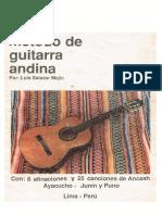 Guitarra Andina