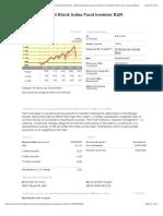 Vanguard Global Stock Index Fund Investor EUR