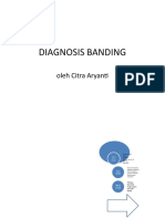 Diagnosis Banding Sinusitis