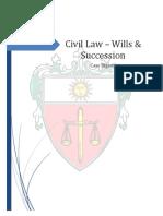 Wills & Succession_CASE DIGEST.pdf