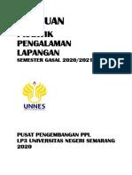 PEDOMAN PPL S1 2020 Revisi4