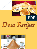 51 Types of DOSA