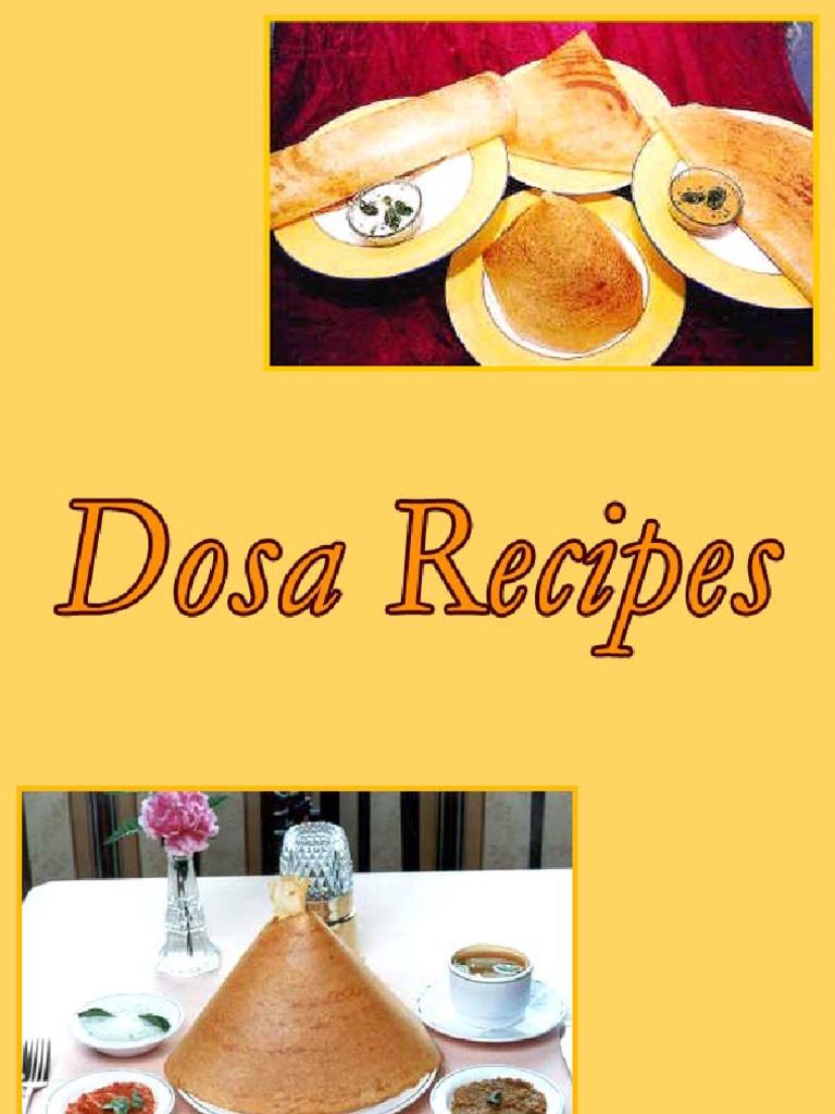51 types of dosa curry batter cooking forumfinder Choice Image