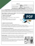 ESPAÑOL 7° LA CARICATURA GUÍA 17.pdf