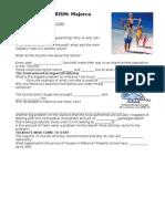 Ss Kinetic- Impact of Tourism Mallorca Worksheet)