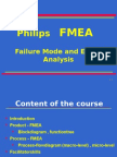 Philips FMEA English