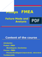 Philips FMEA English