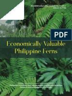 Economically Valuable Philippine Ferns_beta