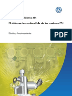 334-Sistema de combustible del motor FSI