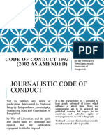 Code Of Conduct 1993 (2002 as amended.pptx