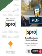 Díptic SPRO ESP