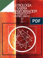 Astrologia karma y transformacion- Stephen Arroyo