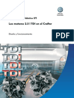 371 - Motor de la Crfter 2.5 TDI Common Rail 1