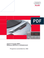 382- Audi TT Coupe 2007 sistema electrico e infotenimiento